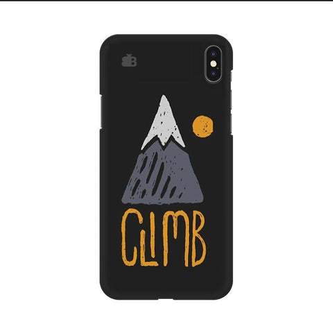 Climb Apple iPhone 9 Cover