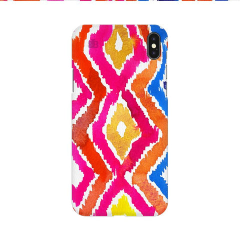 Colorful Ikat Apple iPhone 9 Cover