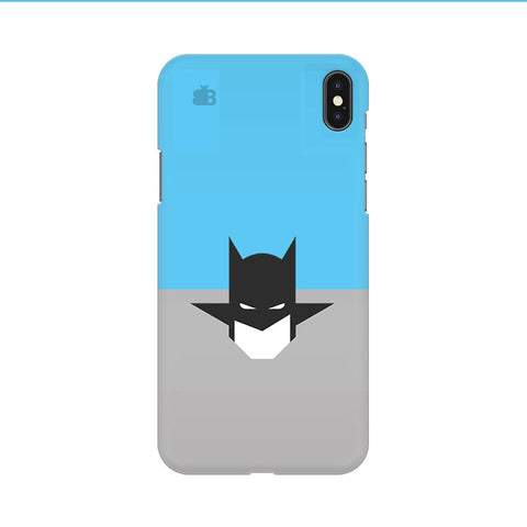 Cracked Maskman Apple iPhone 9 Cover