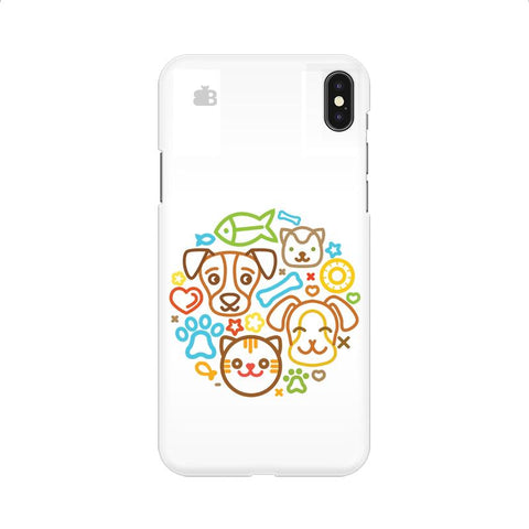 Cute Pets Apple iPhone 9 Cover