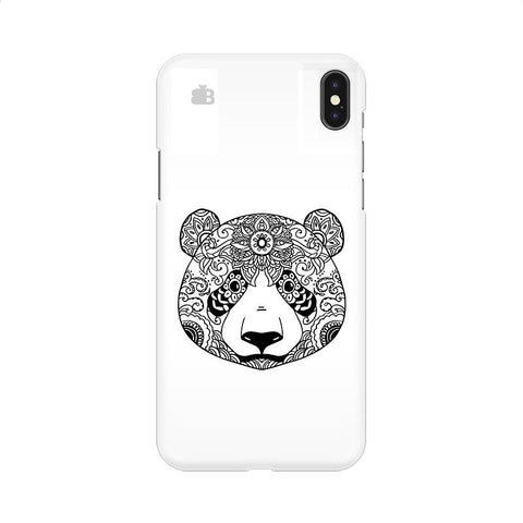 Ethnic Panda Apple iPhone 9 Cover