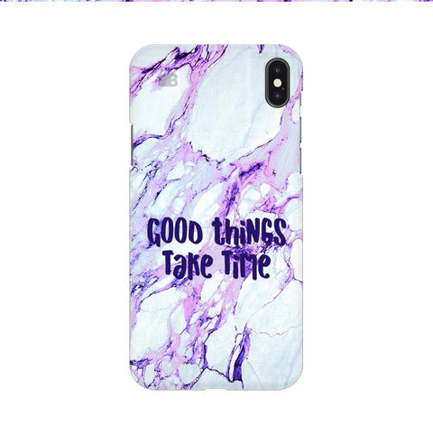 Good Things Apple iPhone 9 Cover