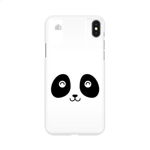 Happy Little Panda Apple iPhone 9 Cover