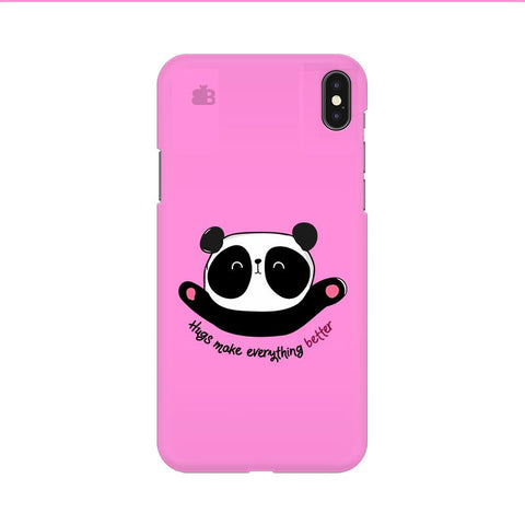 Hugs Better Apple iPhone 9 Cover