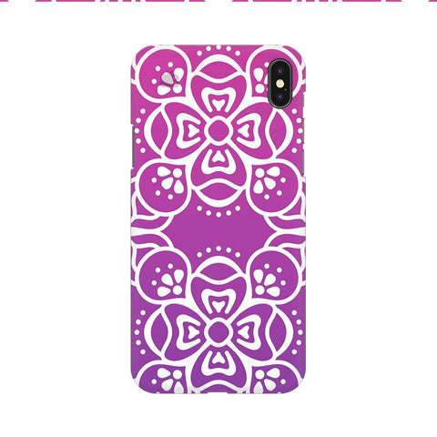 Indian Ethnic Art Apple iPhone 9 Cover