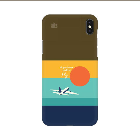 Just Fly Apple iPhone 9 Cover