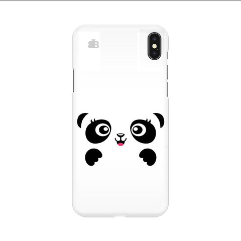 Little Panda Apple iPhone 9 Cover