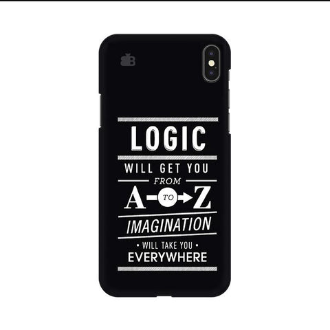 Logic Apple iPhone 9 Cover
