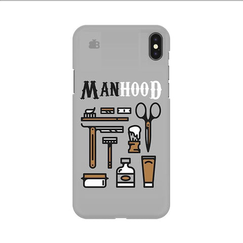 Manhood Apple iPhone 9 Cover