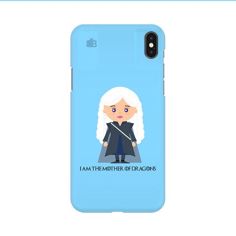 Mother of Dragons Apple iPhone 9 Cover