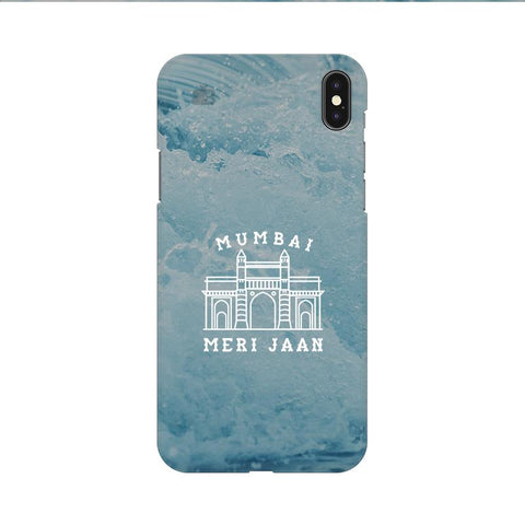 Mumbai Meri Jaan Apple iPhone 9 Cover