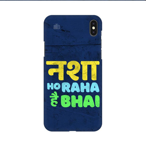 Nasha Bhai Apple iPhone 9 Cover