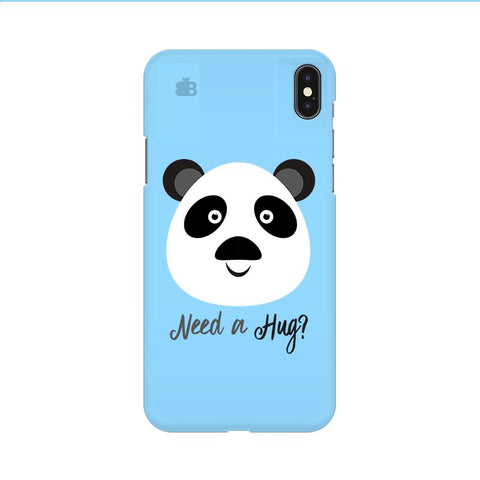 Need Hug Apple iPhone 9 Cover
