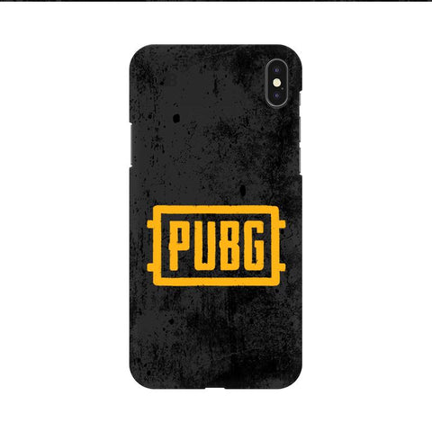 PUBG Apple iPhone 9 Cover