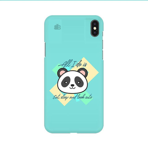 Panda Life Apple iPhone 9 Cover