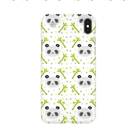 Peaceful Panda Apple iPhone 9 Cover