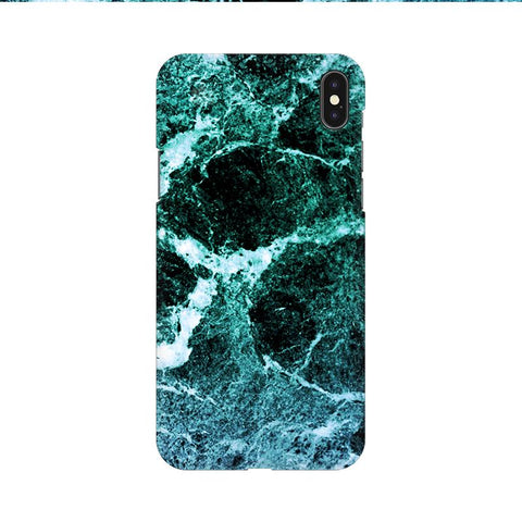 Sea Marble Apple iPhone 9 Cover