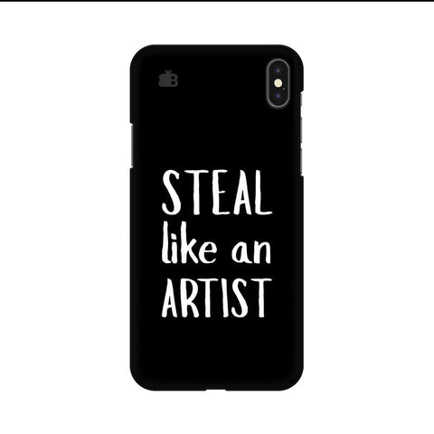 Steal like an Artist Apple iPhone 9 Cover