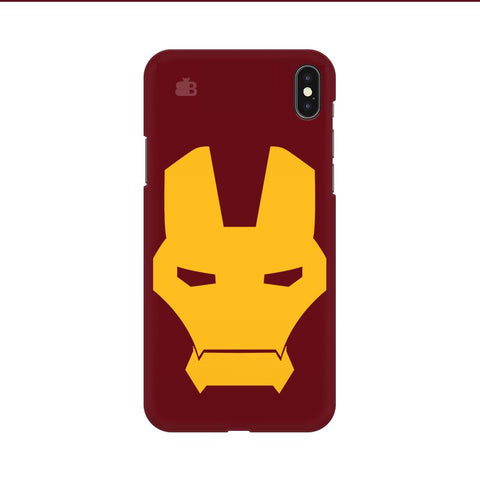 Superhero Mask Apple iPhone 9 Cover