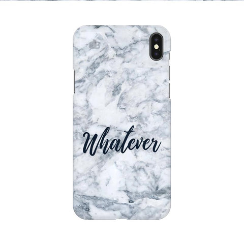 Whatever Apple iPhone 9 Cover
