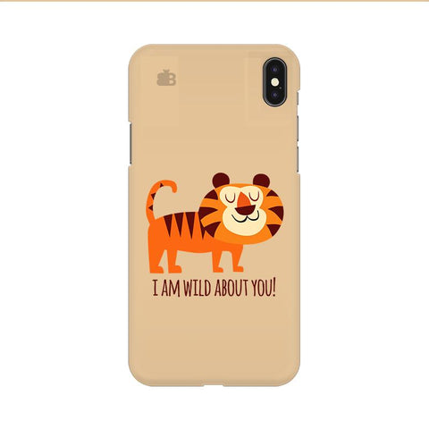 Wild About You Apple iPhone 9 Cover