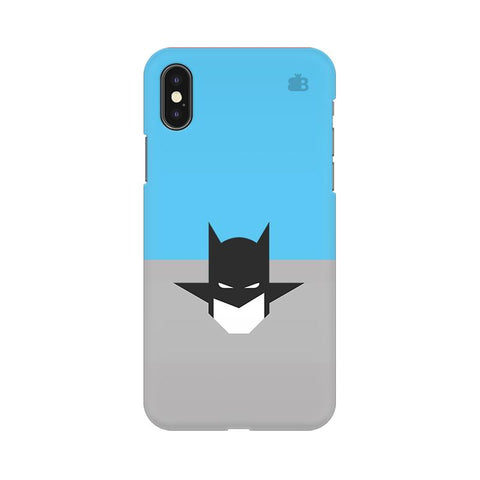 Cracked Maskman Apple iPhone 9 Plus Cover