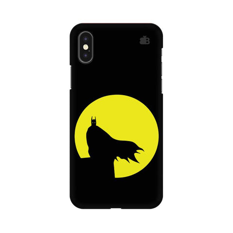 Dark Night Apple iPhone 9 Plus Cover