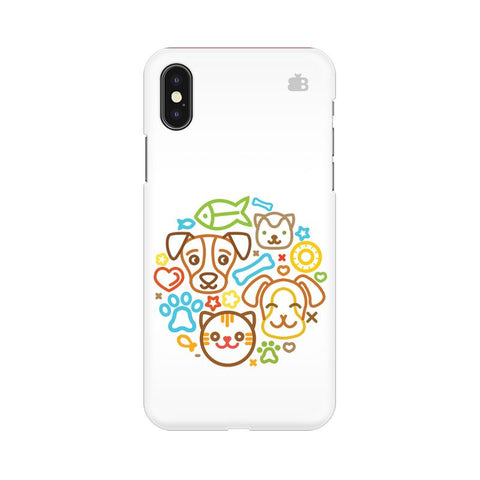 Cute Pets Apple Iphone Xi Cover
