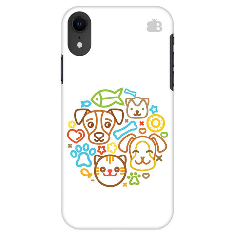 Cute Pets Apple Iphone Xr Cover