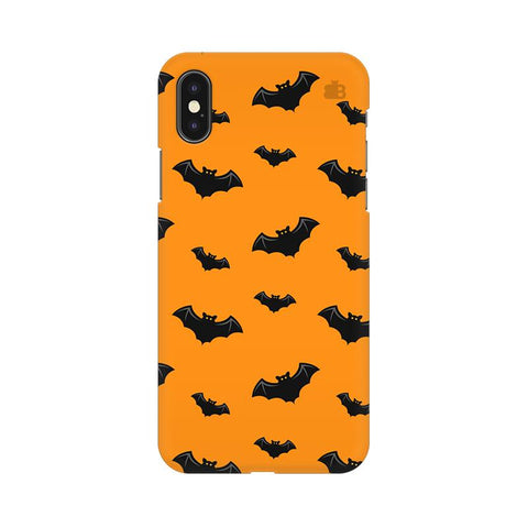 Bats Pattern Apple iPhone XS Cover