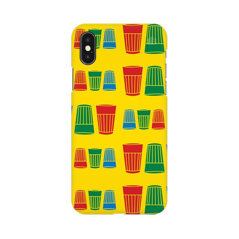 Chai is Life Apple iPhone XS Cover
