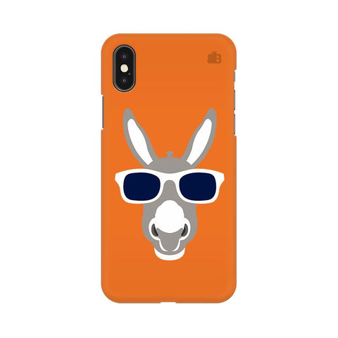 Cool Donkey Apple iPhone XS Cover
