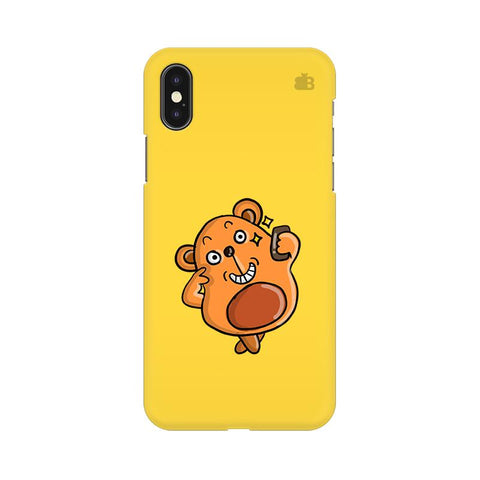 Lemme take a Selfie Apple iPhone XS Cover