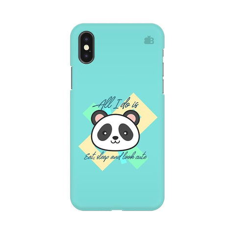 Panda Life Apple iPhone XS Cover