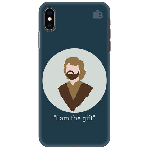I am the gift Apple iPhone XS Max Cover
