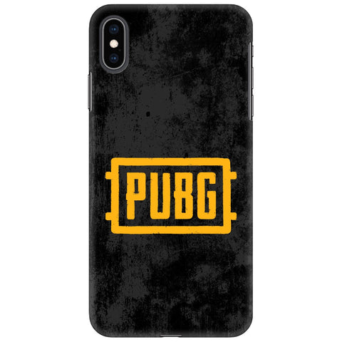 PUBG Apple iPhone XS Max Cover