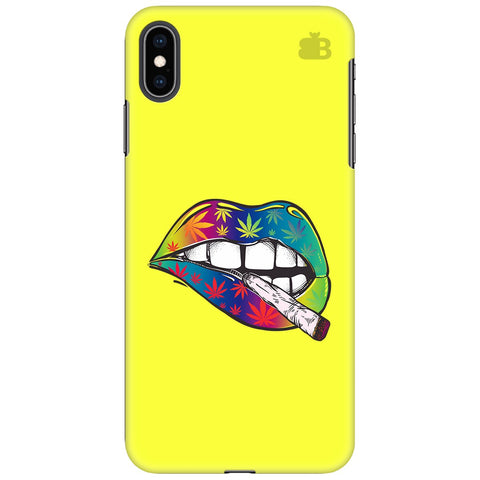 Trippy Lips Apple iPhone XS Max Cover
