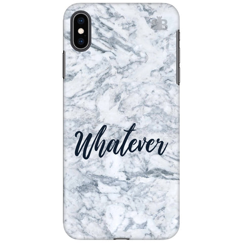 Whatever Apple iPhone XS Max Cover