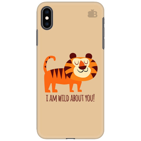 Wild About You Apple iPhone XS Max Cover