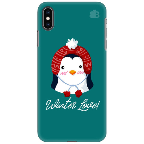 Winter Love Apple iPhone XS Max Cover