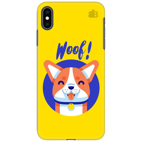 Woof Apple iPhone XS Max Cover