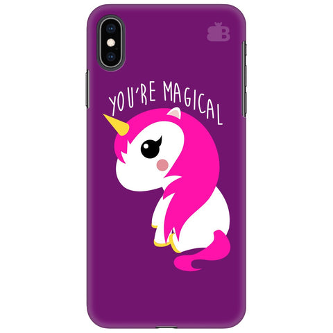 You re Magical Apple iPhone XS Max Cover