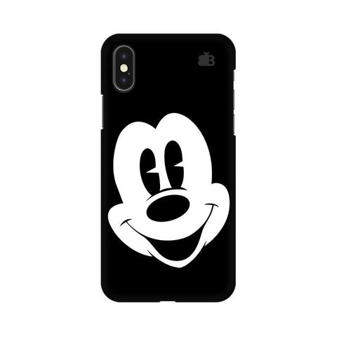 Mickey Apple iPhone X Phone Cover