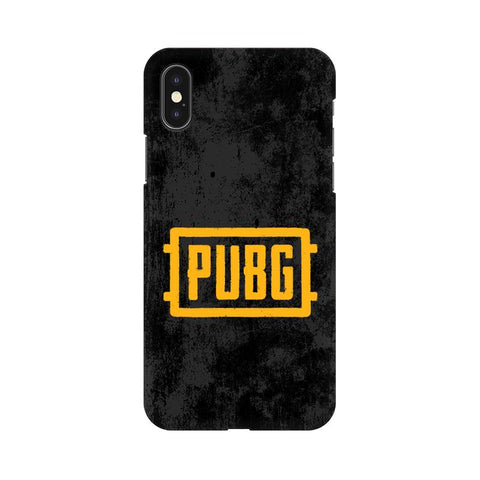 PUBG Apple iPhone X Cover