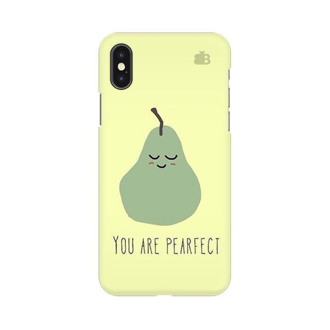 Pearfect Apple iPhone X Phone Cover