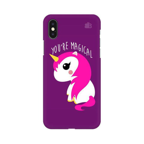 You're Magical Apple iPhone X Phone Cover