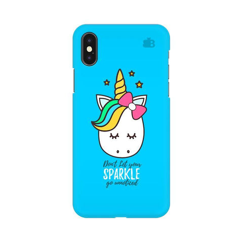 Your Sparkle Apple iPhone X Phone Cover