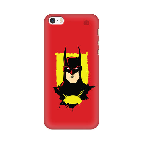 Badass Superhero Apple iPhone SE2 Cover