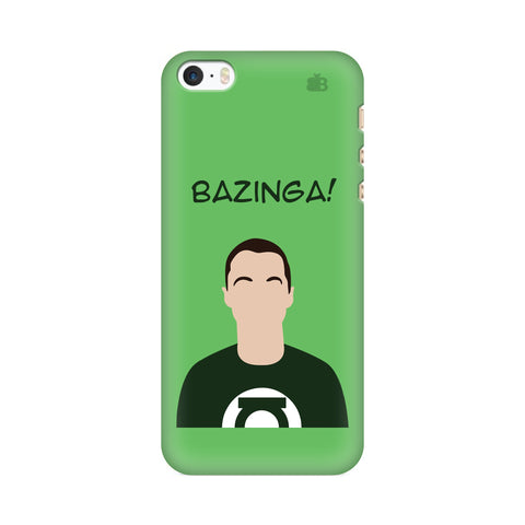 Bazinga Apple iPhone SE2 Cover