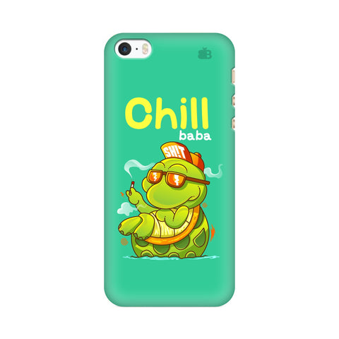 Chill Baba Apple iPhone SE2 Cover
